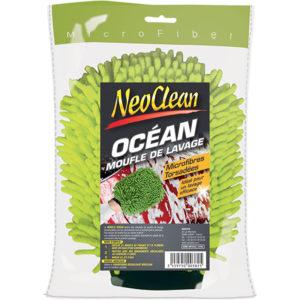 NEOCLEAN - Moufle de Lavage Océan
