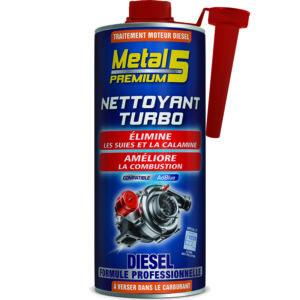 METAL 5 Premium - Nettoyant Turbo Diesel - 1 L
