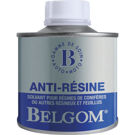 Belgom - Anti-Résine - 150ml
