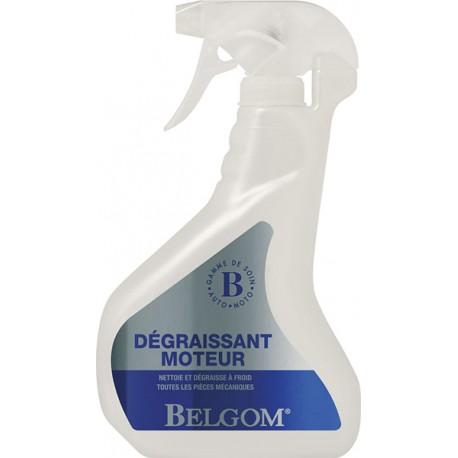 Belgom - Dégraissant Moteur - 500ml