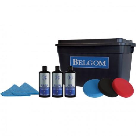 Belgom - Kit de rénovation peinture - Protection peinture