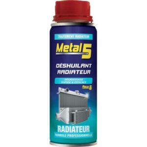 METAL 5 - Déshuilant Radiateur - 300ml