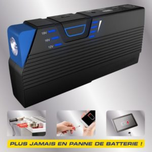 METAL 5 - Multi-Fonction Batterie Camion 15000 mAh