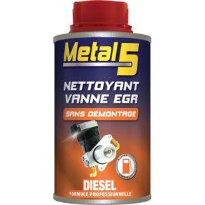 METAL 5 - Nettoyant Vanne EGR Diesel - 300ml