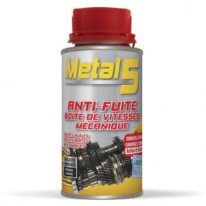 METAL 5 - Anti-Fuite Boîte de Vitesse Mécanique - 150ml