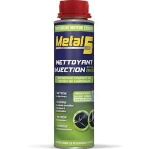 METAL 5 - Nettoyant injection Essence - 300ml