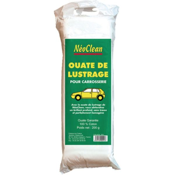 NEOCLEAN - Ouate de Lustrage - 200g