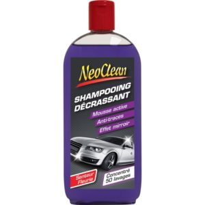 NEOCLEAN - Shampooing Décrassant Concentré - Senteur Fleurie - 500ml