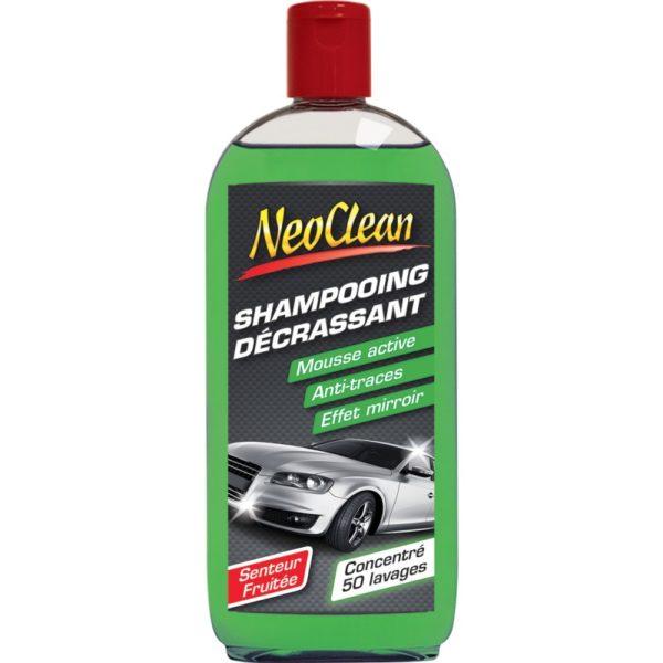 NEOCLEAN - Shampooing Décrassant Concentré - Senteur Fruitée - 500ml