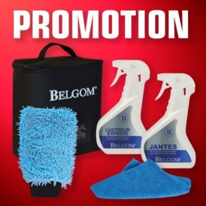 Belgom - Pack Brillance